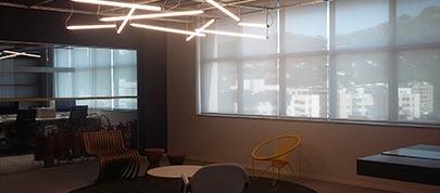 Ambiente de trabalho Datatech
